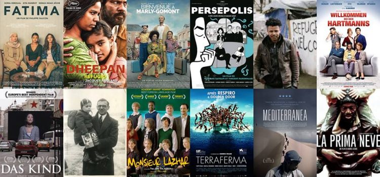 Refugeesin – Cinema for Refugees' Social Inclusion