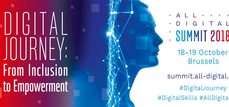 ALL DIGITAL Summit is coming up soon!