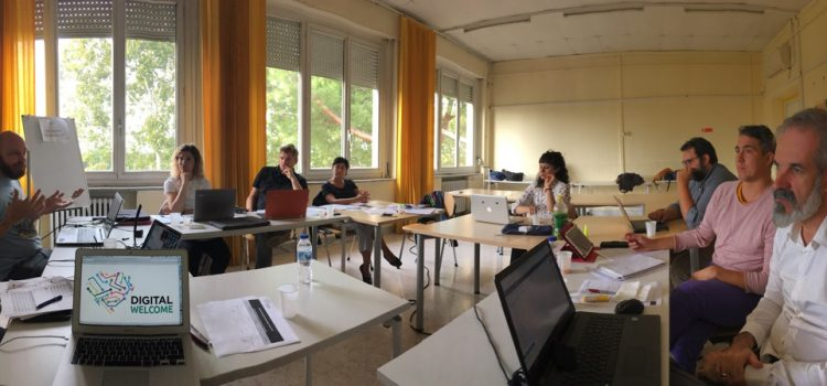 3rd partners' meeting in Rome