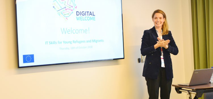 Digital WELCOME session @ ALL DIGITAL Summit