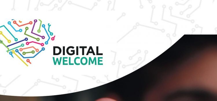 We have a new Digital Welcome brochure!