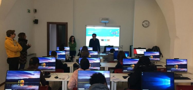 Second Multiplier event in Foligno, Italy